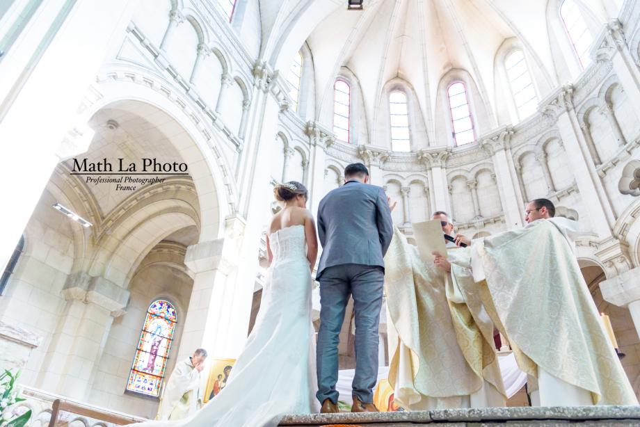 Mariage Eglise de perpignan