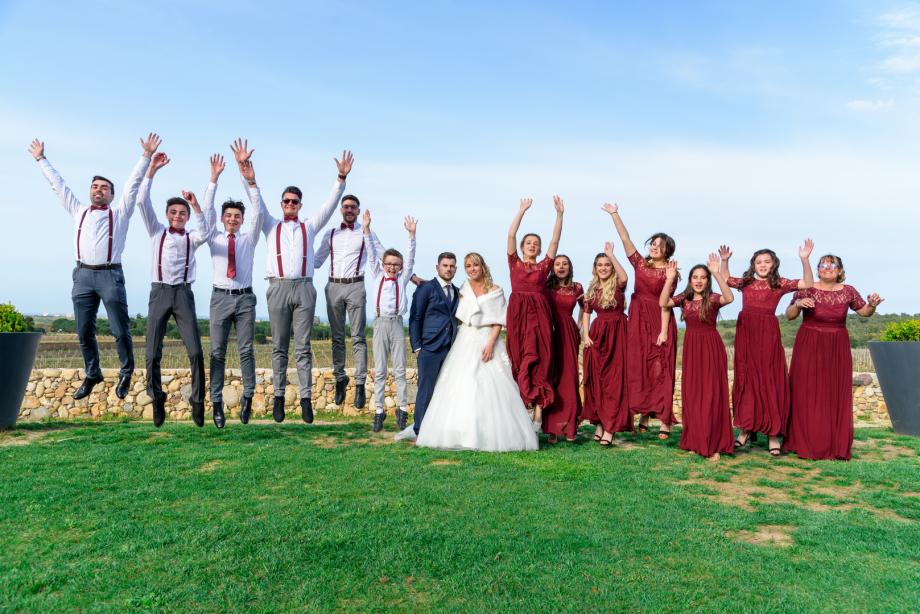 Mariage à Narbonne