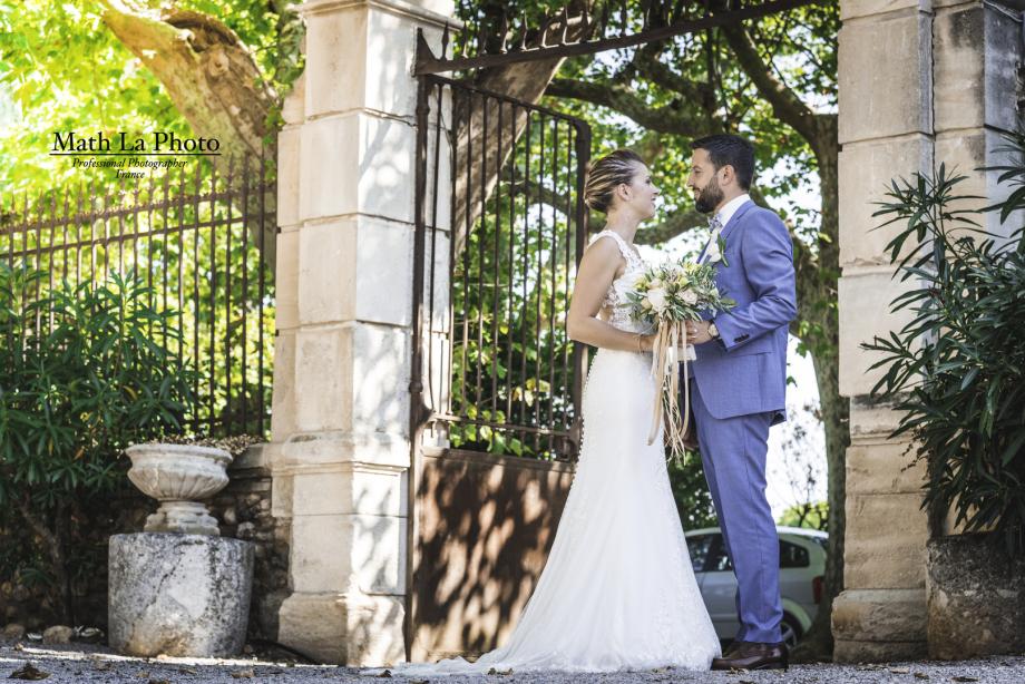 Mariage Château Nadal Hainault Le soler