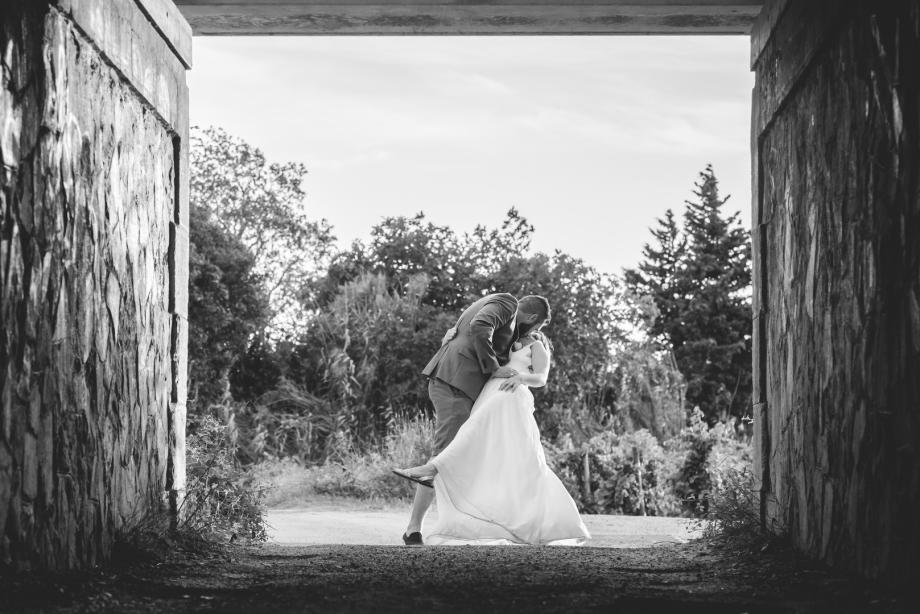 Mariage domaine de Rombeau Rivesaltes