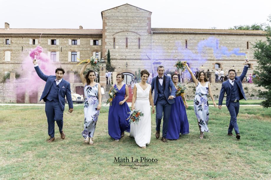 Mariage au domaine de Belric
