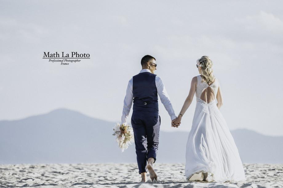 Mariage dans le 66 - Votre photographe - ville de Canet